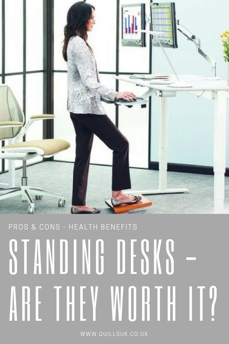 The Pros And Cons Of Sit-Standing Desks - Should You Buy One
