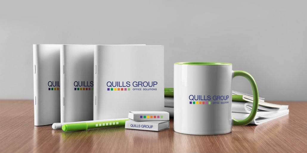branded promotional products & stationery