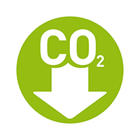 Reduced CO2