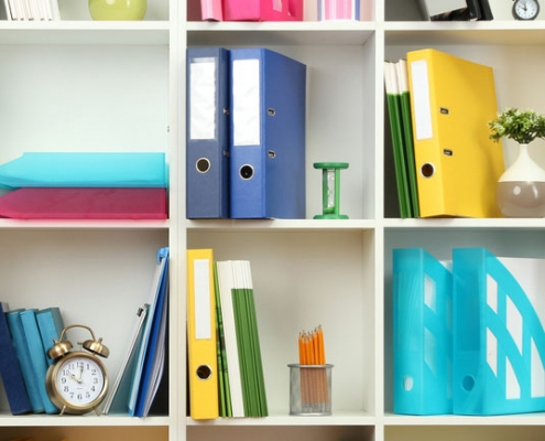 What colours increase employee productivity
