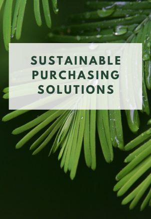 Sustainable Purchasing Solutions