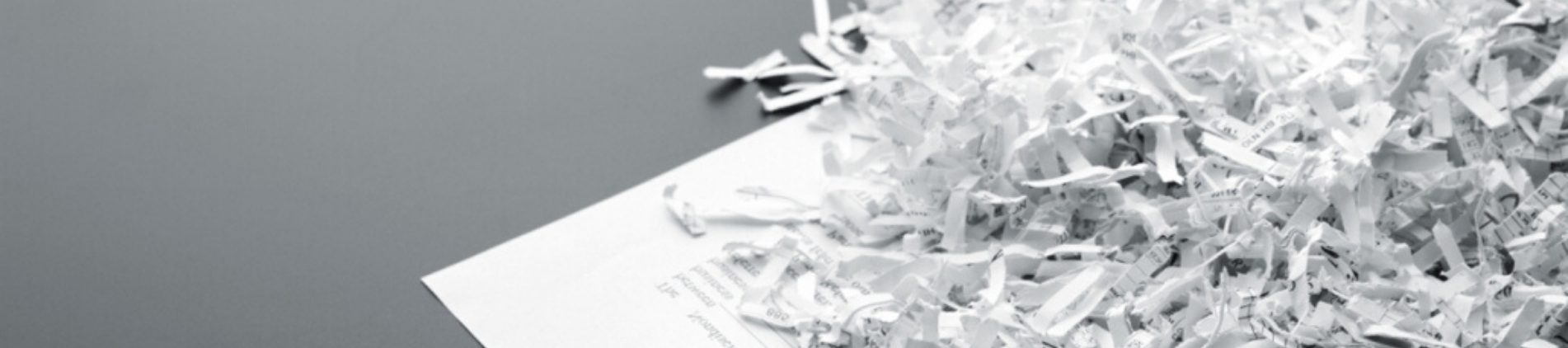 Shredding & Recycling Services