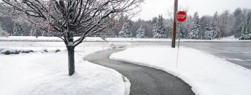 facilities management winter essentials checklist