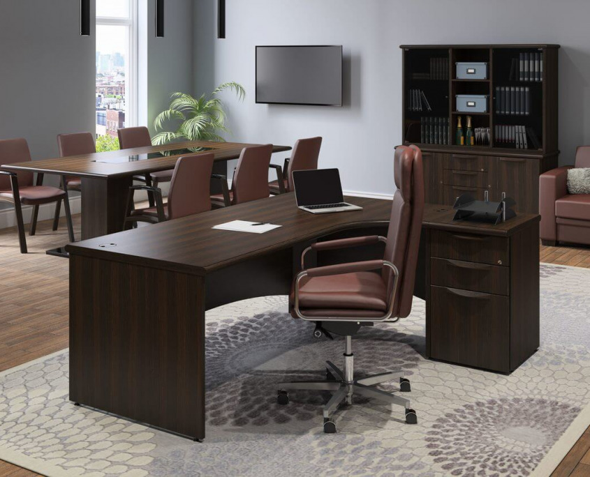 bookcases for workplaces