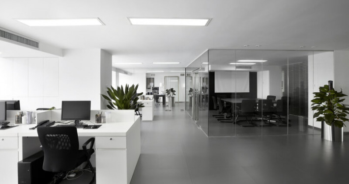 Facilities Management Office Space